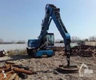 excavator pentru manipulare Fuchs second-hand