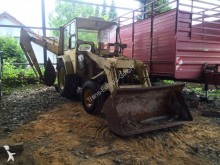 excavator pe roti Ford second-hand