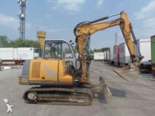 new Neuson track excavator