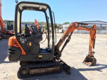 mini-excavator Hitachi second-hand