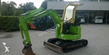 used Mitsubishi mini excavator