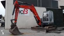 used Neuson track excavator