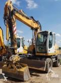 used Liebherr mini excavator