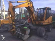 used Neuson wheel excavator