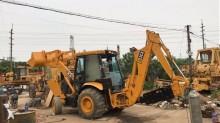 used JCB industrial excavator