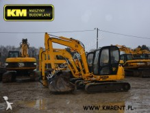 used JCB mini excavator