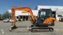 mini-excavator Doosan second-hand