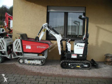 used Bobcat mini excavator