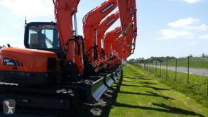 new Doosan track excavator