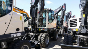 new Terex wheel excavator