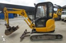 mini-excavator JCB second-hand