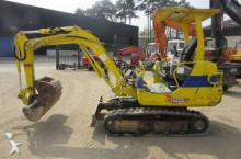 mini-excavator Yanmar second-hand