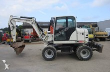 used Terex wheel excavator