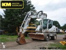excavator pe roti JCB second-hand