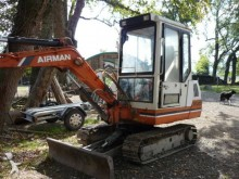 Images Airman mini excavator excavator, used Airman HM 30S  - 273919 - Picture 1