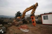 used Case-Poclain track excavator