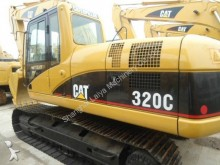 used Caterpillar 320C track excavator 320c - n°658221 - Picture 1