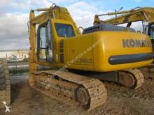 escavadora sobre rastos Komatsu usada