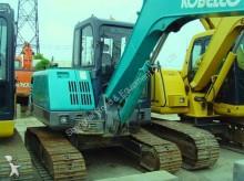 escavadora de largatas Kobelco