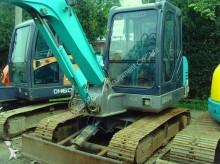 escavadora sobre rastos Kobelco