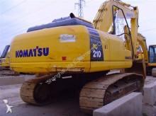 Komatsu PC210-8