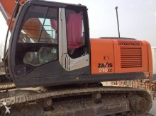 escavadora sobre rastos Hitachi usada