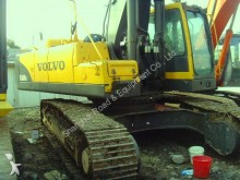 pelle sur chenilles Volvo occasion