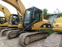 excavadora de cadenas Caterpillar usada
