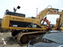 Caterpillar 345D Used CAT 336D 345D Excavator