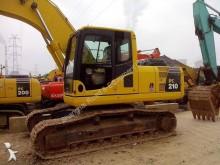 Komatsu PC210LC-7 Used Komatsu PC210-7 PC220-7