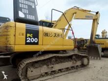 Komatsu PC200LC-8 Komatsu PC200-8 Excavator