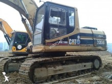 Caterpillar industrial excavator