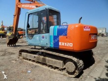 Hitachi EX120 Used Hitachi EX120 Excavator