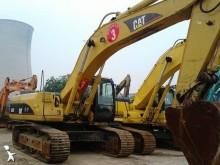 Caterpillar track excavator