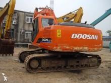 escavatore cingolato Doosan usato