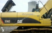 Caterpillar 336D Used Caterpillar 336D Excavator