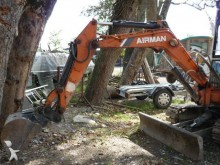 Images Airman mini excavator excavator, used Airman HM 30S  - 273919 - Picture 2