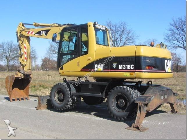 Réglage colonne direction 792454-wheel_excavator-caterpillar