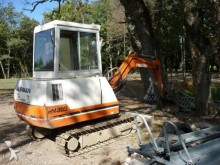 Images Airman mini excavator excavator, used Airman HM 30S  - 273919 - Picture 3