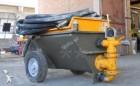 pompă de proiectat mortare Turbosol second-hand
