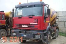 betoniera rotore / Mescolatore Iveco usata