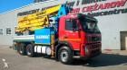 betoniera cu pompa de beton Volvo second-hand