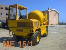 F.lli Dieci concrete mixer