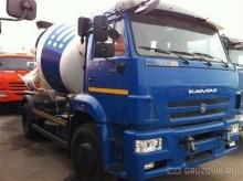 betoniera betonieră Kamaz second-hand