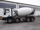 betoniera betonieră Iveco second-hand