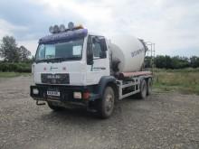 betoniera betonieră MAN second-hand