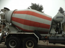 used Liebherr concrete mixer