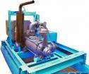 pompa per calcestruzzo usato