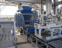 Alba CONCRETE BLOCK MACHINE