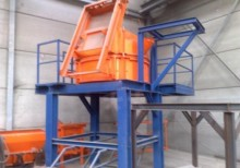 used Damman-Croes concrete plant